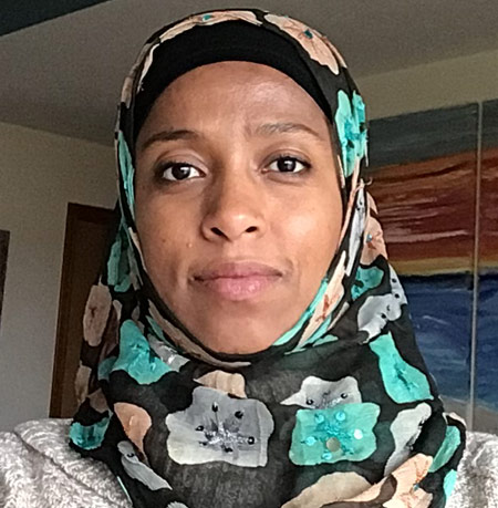 Arts on the Millrace 2021 | Naila Suleiman